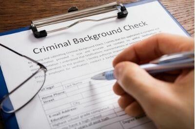 criminal background check guide
